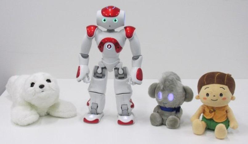 パロ ロボット