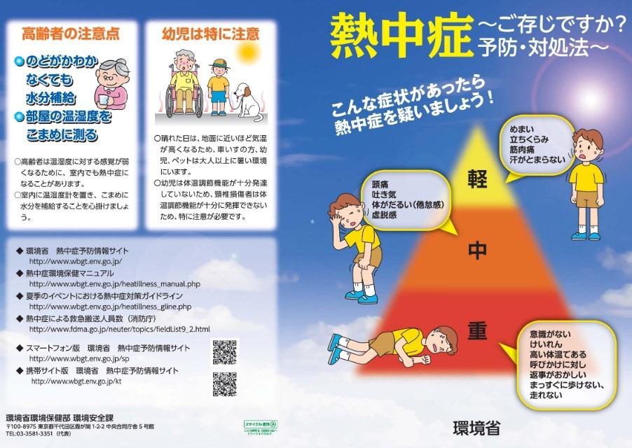 補助金 熱中症対策