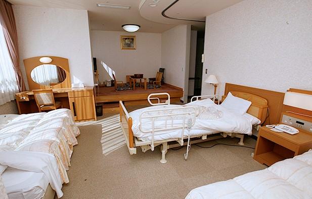 バリアフリー 宿泊施設