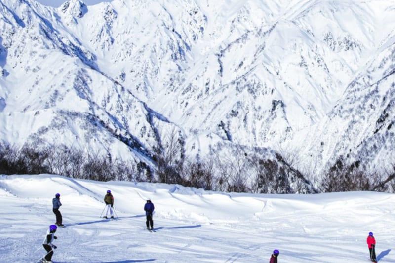 国際競争力の高いスノーリゾート形成促進事業
